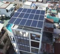 Điện mặt trời áp mái - lựa chọn phát triển năng lượng tái tạo cho doanh nghiệp, hộ gia đình.