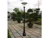 Đèn trụ NLMT ứng dụng tại công viên