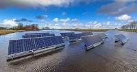 Thử nghiệm nhà máy điện mặt trời nổi tại Litva