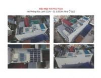 Báo giá điện năng lượng mặt trời