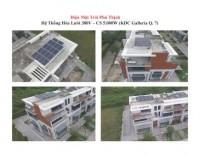 Hệ thống máy phát điện năng lượng mặt trời giá bao nhiêu?