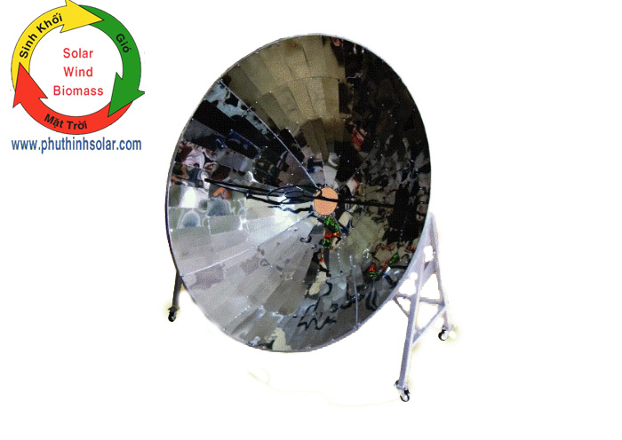 Bêp Parabol NLMT
