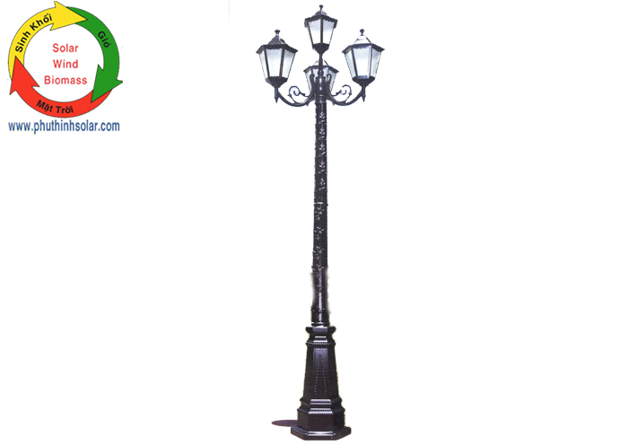 Đèn Trụ - Sân Vườn 04