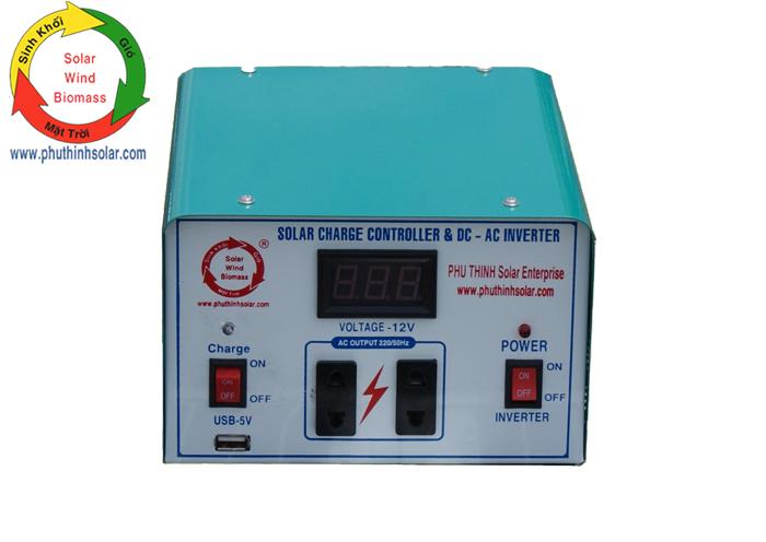 Quản lý sạc - Inverter 300W