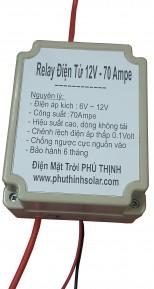 Relay Điện Tử 12V - 70 Ampe
