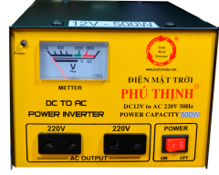 inverter 12V - 500W