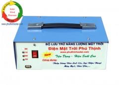 Bộ lưu trữ điện NLMT - 10W