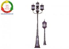 Đèn Trụ - Sân Vườn 09